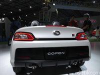 Lihat Langsung Copen yang Dapat Sentuhan Sporty dari Toyota