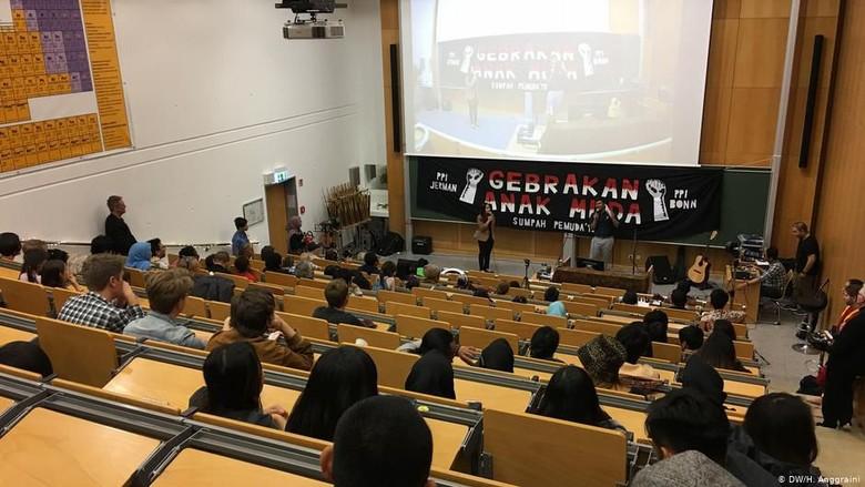 Begini Cara Kaum Muda Indonesia Peringati Sumpah Pemuda di Jerman