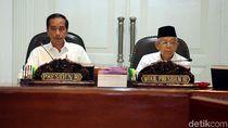 Jokowi-Maruf Buka-bukaan soal Virus Corona, Apa Pesannya?