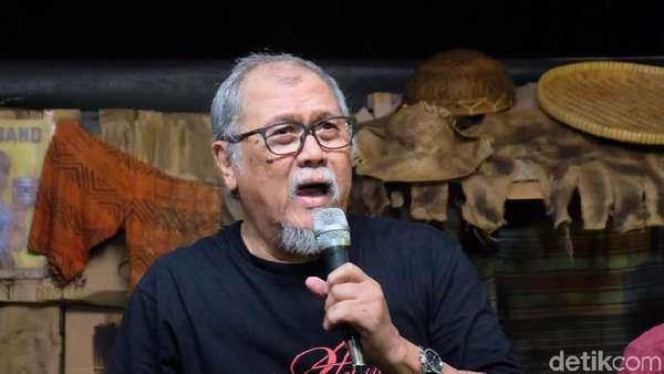 Jelang Pementasan Teater Koma J.J Sampah-sampah Kota