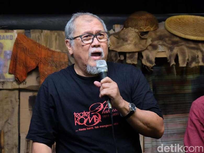 Pak Anies.. Teater Koma Bingung Sewa Gedung Gegara Revitalisasi TIM