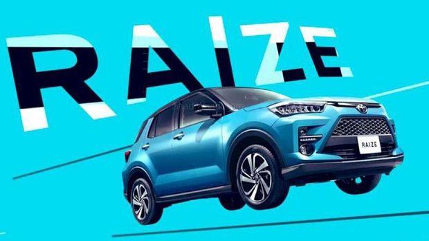 Toyota Raize/Foto: Gaadi Waadi