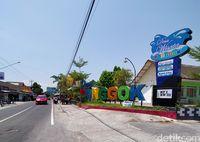 Selamat datang di Umbul Ponggok