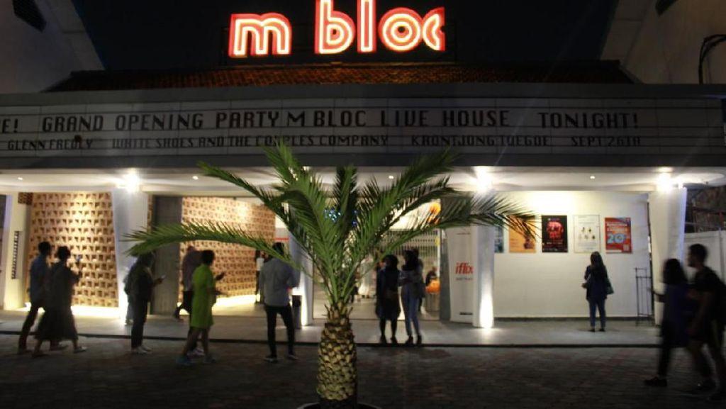 M Bloc Space Sudah Dikunjungi 100 Ribuan Orang dalam 2 Bulan