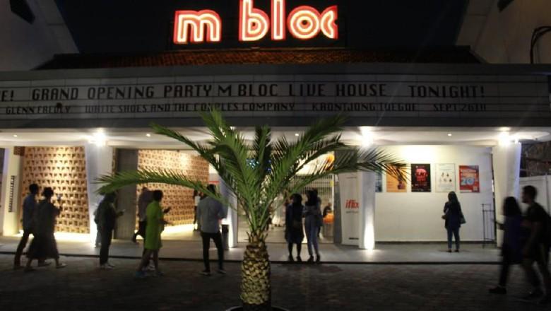 M Bloc Space Jakarta. (Foto: dok. detikcom)