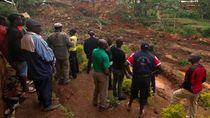 42 Orang Tewas Akibat Tanah Longsor di Kamerun