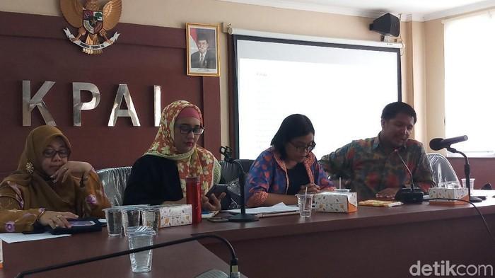 Komisioner KPAI (Farih/detikcom)