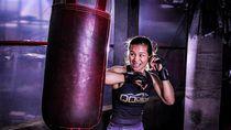 Kisah Priscilla Hertati, Wanita Indonesia Pertama Menantang Petarung Dunia