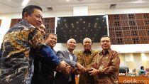 DPR Tetapkan Pimpinan Banggar, Said Abdullah PDIP Jadi Ketua
