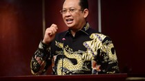 Ketua MPR Dukung Jokowi Tetapkan Pembatasan Sosial Berskala Besar