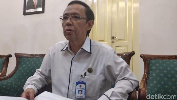 Kepala Dinas Tenaga Kerja dan Transmigrasi DIY Andung Prihadi Santoso (Usman Hadi/detikcom)