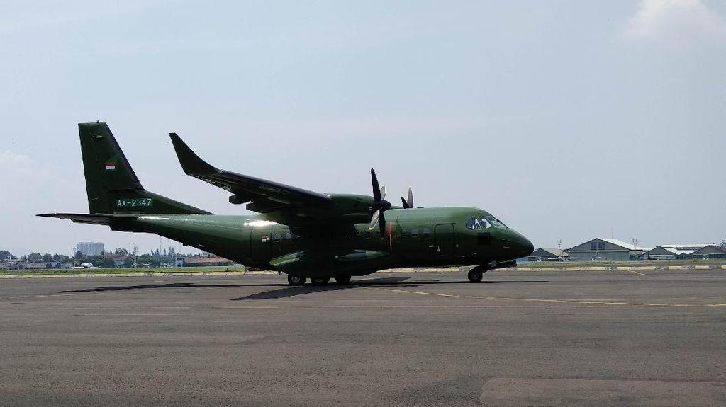 Pesawat Militer Made in Bandung Bakal Wira-wiri di Atas Himalaya