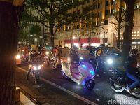 Saat Anak Motor Jepang Rayakan Pesta Halloween