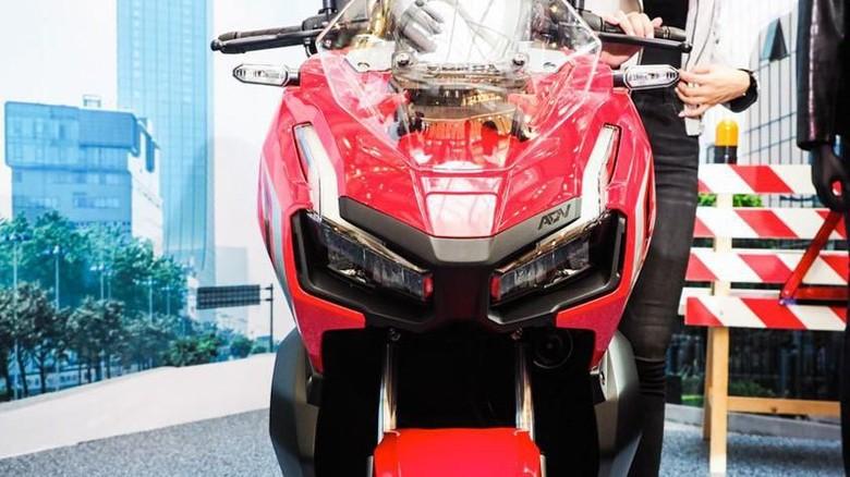 Honda ADV 150 diperkenalkan di Thailand/Foto: GreatBiker