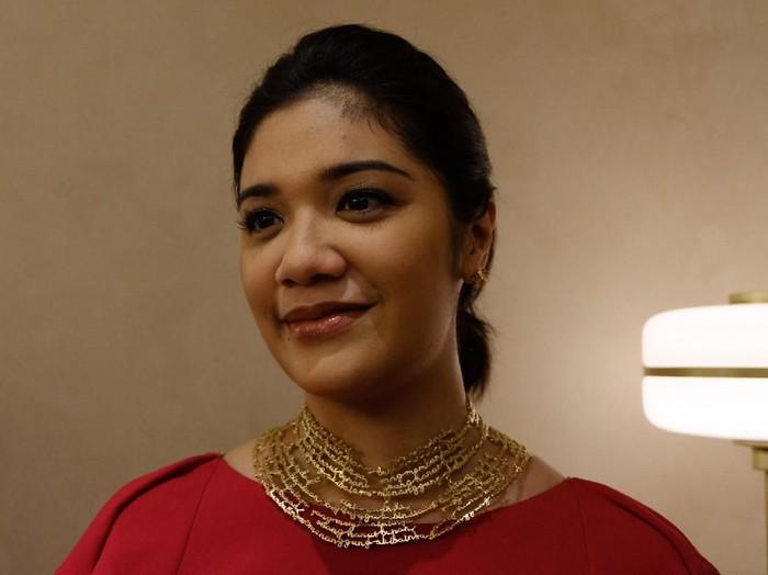 Franka Franklin, istri Mendikbud Nadiem Makarim. Foto: Anggi Mayasari/Wolipop