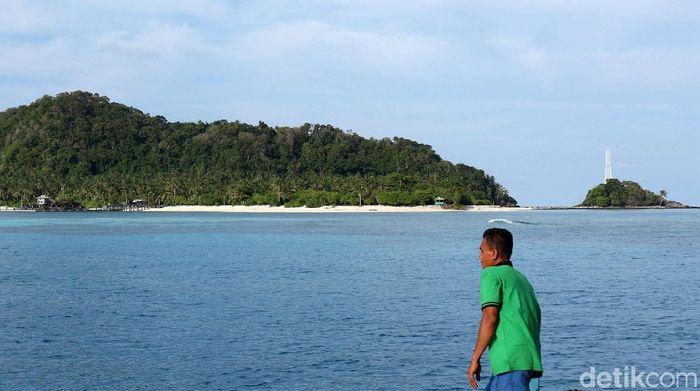 Pulau Senoa di Natuna/Foto: Agung Pambudhy