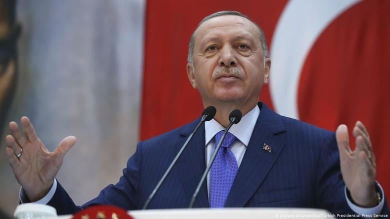 Survei: Kebanyakan Orang Jerman Ingin Agar Turki Diusir dari NATO