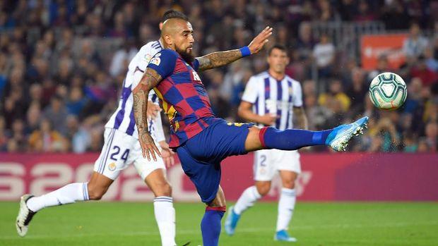 Hasil Liga Spanyol: Barcelona Tumbangkan Valladolid 5-1