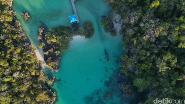 Perkenalkan Pulau Bair, surga kecil di Maluku Tenggara, Indonesia (Foto: Didik Dwi Haryanto/detikcom)