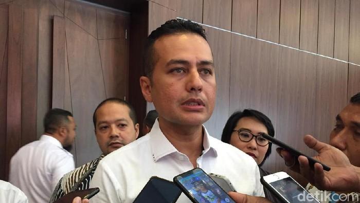 Wakil Gubernur Sumatera Utara (Sumut) Musa Rajekshah (Ijeck)