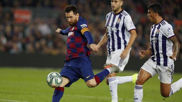 Lionel Messi diklaim ingin Ernesto Valverde diganti.