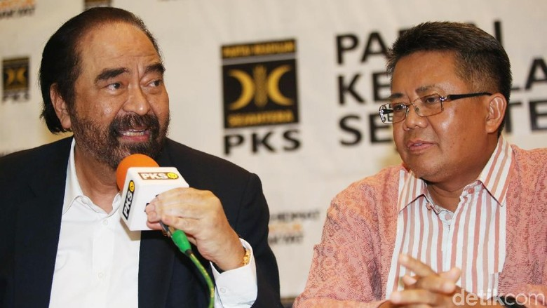Manuver NasDem: Undang Anies, Merapat ke PKS
