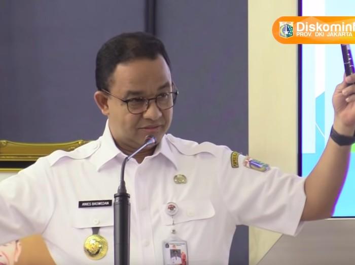Gubernur DKI Jakarta Anies Baswedan (Dok. DiskominfoJKT)