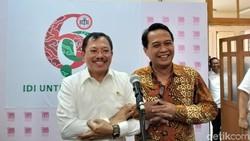 Sebelum jadi Menkes, dr Terawan Agus Putranto sempat mendapat sanksi dari Ikatan Dokter Indonesia (IDI). Kini kedua pihak berkomitmen untuk saling dukung.