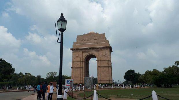 Wajah Delhi, Dulu dan Sekarang