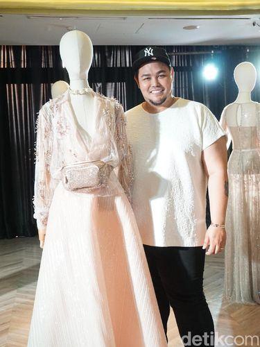 Cuma Lulus Sma Ivan Gunawan Bangga Masuk Ikatan Perancang Mode Indonesia