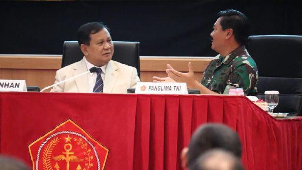 Prabowo Tak Mau Ditekan Bahas Anggaran di DPR Secara Terbuka!
