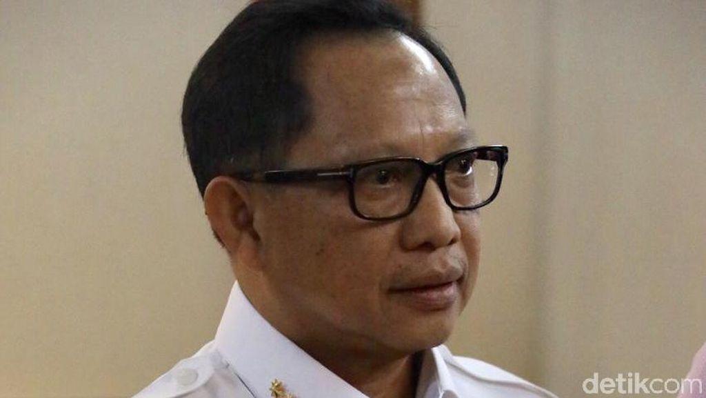 Tito Jadi Imam Salat Jumat di Masjid Kemendagri, Ini Cerita di Baliknya