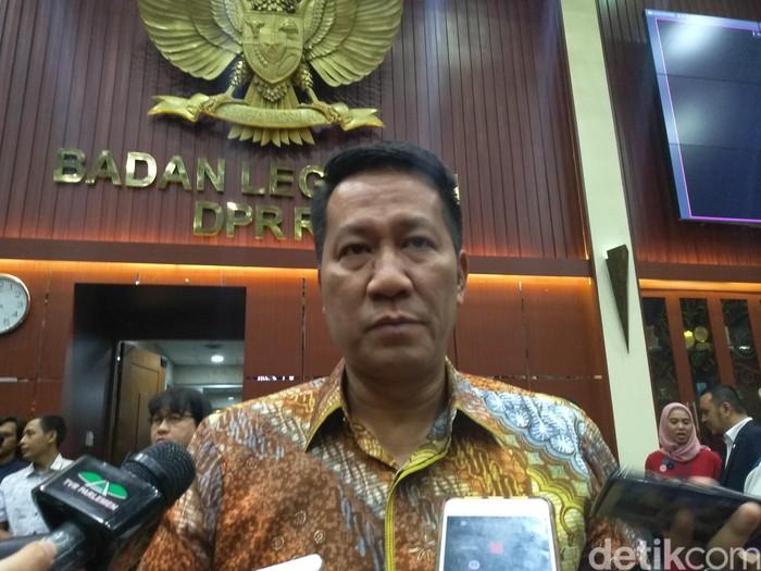 Ketua Baleg DPR Supratman Andi Agtas (Azizah/detikcom)
