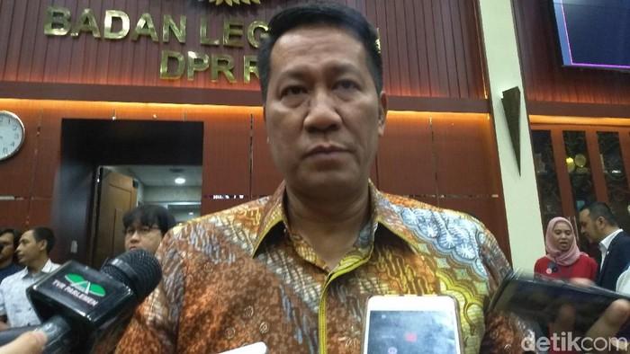 Foto: Ketua Baleg Supratman Andi Agtas (Azizah/detikcom)