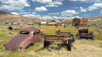 The Bodie Kota Kutukan yang Ditinggalkan Warganya
