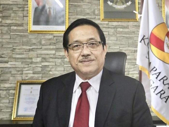 Foto: Wakil Ketua Komisi Aparatur Sipil Negara, Tasdik Kinanto (dok. KASN)