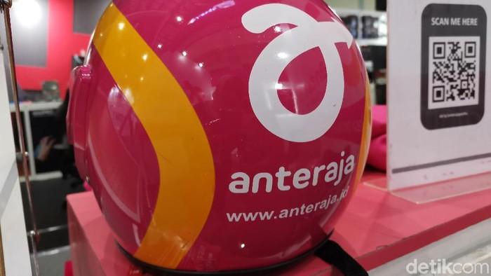 Anteraja. (Foto: detikINET/Aisyah Kamaliah)