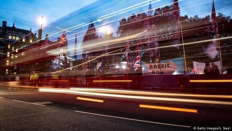 PM Inggris Dapat Dukungan Parlemen Adakan Pemilihan Umum Desember