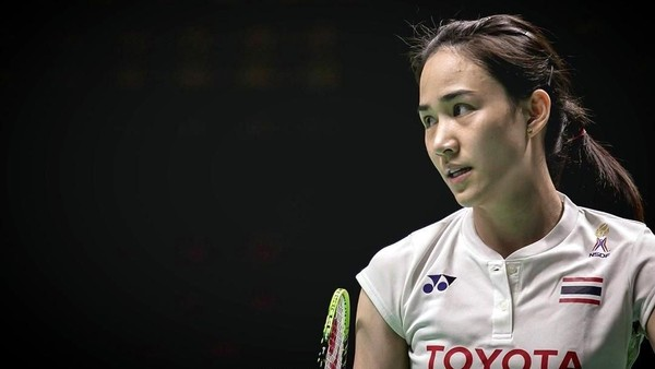 Inilah Nitchaon Jindapol, atlet badminton dari Negeri Gajah Putih. Nat, sapaan akrabnya, mengukir beberapa prestasi seperti meraih medali perak Asian Games 2010 (Instagram/@nitchaon)