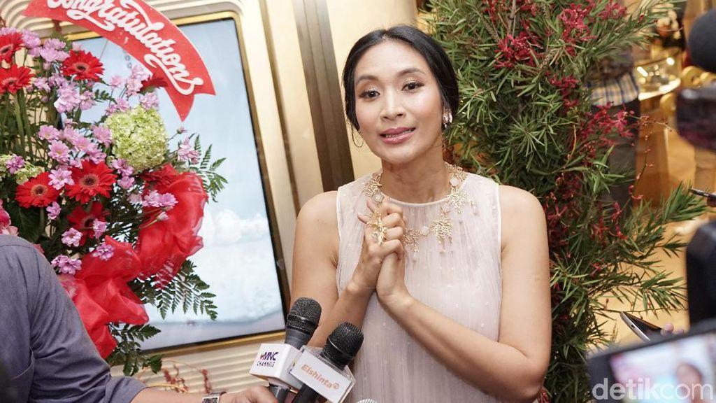 Alasan Happy Salma Pentaskan Ulang Teater Musikal Inggit Garnasih