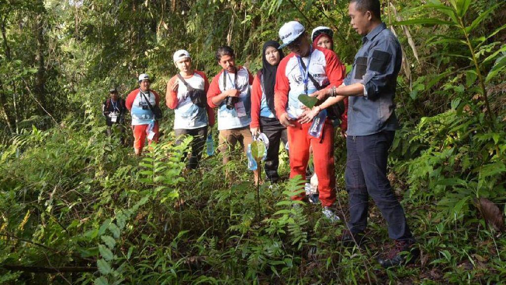 Pertamina Ajak Selebgram hingga Vlogger Studi Kehidupan Owa Jawa
