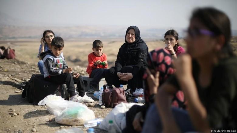 Tentang Bangsa Kurdi yang Tak Punya Negara Sendiri