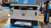 HP Neverstop Laser Diklaim Printer Pertama dengan Toner Tank