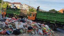 DLHK Badung Stres Pembuangan Sampah ke TPA Suwung Dibatasi 15 Truk/Hari