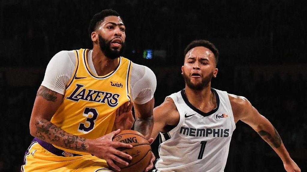 NBA Bergulir Lagi 31 Juli, Cuma 22 Tim Ikut?