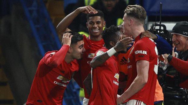 MU punya peluang bagus untuk meraih kemenangan di Liga Inggris pekan ini.