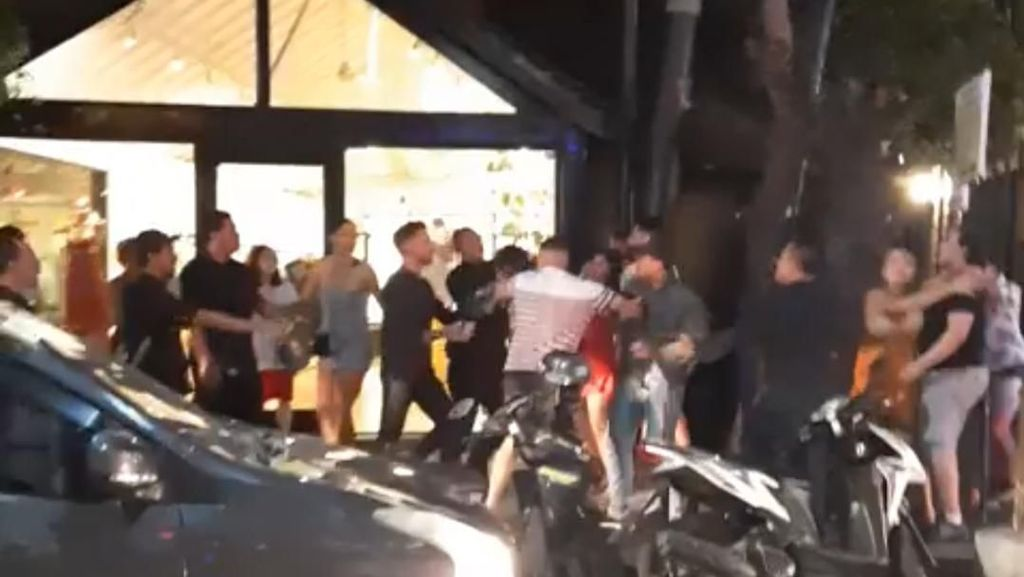 Ada Bule Tawuran, Bali Tingkatkan Keamanan