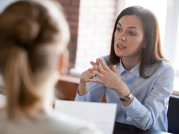 Pertanyaan Interview yang Sering Muncul dan Cara Menjawabnya/Foto: iStock