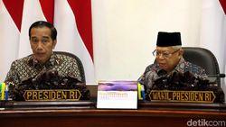 Jokowi Minta Lagi ke Para Menteri Bikin Terobosan Tekan Impor