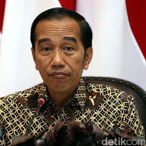 Soal Bikin Kebijakan Pakai Feeling, Jokowi: Bahaya!